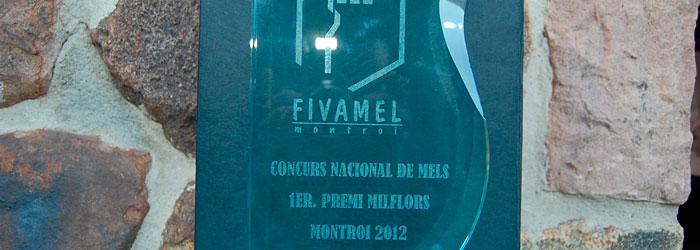 Premio Miel Mil Flores